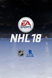 Carátula para el juego EA SPORTS NHL 18 Standard Edition de Xbox One
