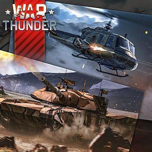 War Thunder - XM-1 Chrysler and Huey Hog Bundle Xbox One