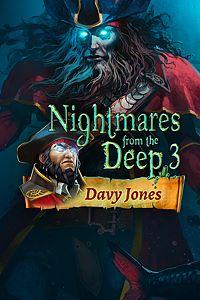 Carátula del juego Nightmares from the Deep 3: Davy Jones
