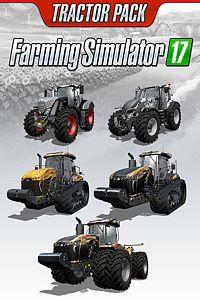 Carátula del juego Tractor Pack DLC