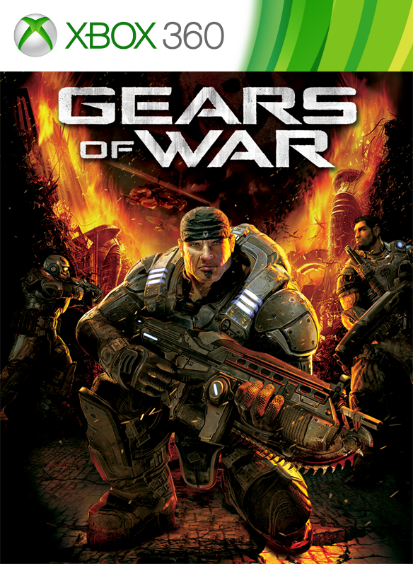 Gears of War boxshot