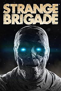 Carátula para el juego Strange Brigade de Xbox 360