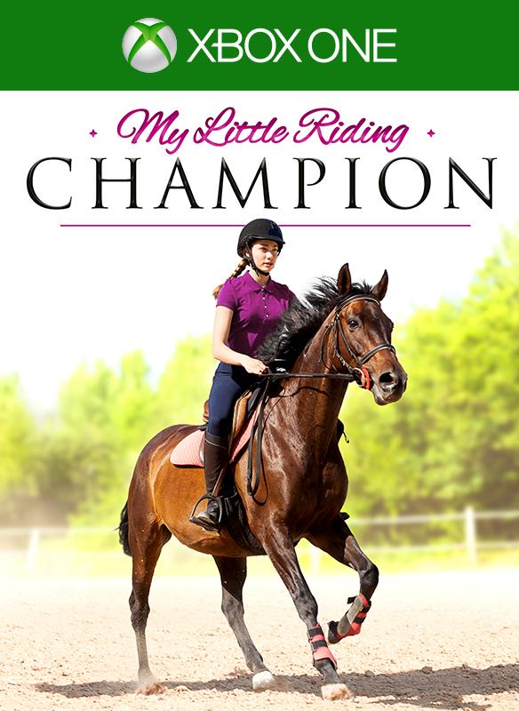 My Little Riding Champion boxshot