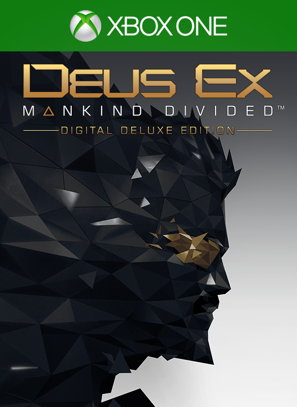 Deus Ex: Mankind Divided Digital Deluxe boxshot