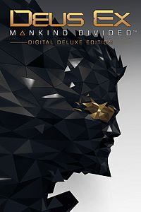Carátula del juego Deus Ex: Mankind Divided - Digital Deluxe Edition