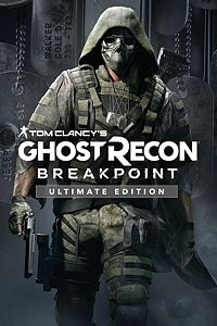 Carátula del juego Tom Clancy's Ghost Recon Breakpoint Ultimate Edition