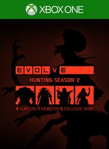 Evolve: Hunting Season Pass 2