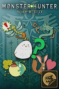 Carátula del juego Sticker Set: Endemic Life Set