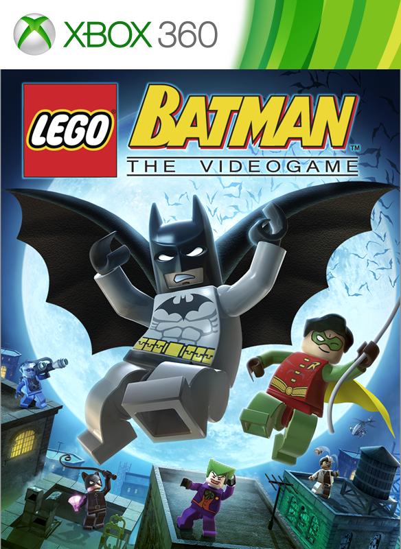 LEGO Batman boxshot
