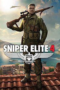 Carátula para el juego Sniper Elite 4 de Xbox One