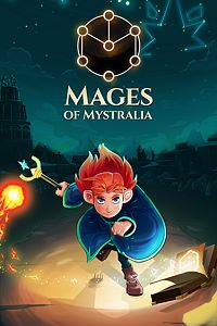 Carátula del juego Mages of Mystralia para Xbox One