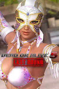 Carátula del juego DEAD OR ALIVE 5 Last Round Character: La Mariposa