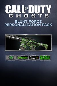Carátula del juego Call of Duty: Ghosts - Blunt Force Pack