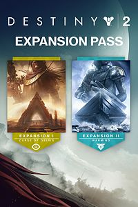 Carátula del juego Destiny 2 - Expansion Pass