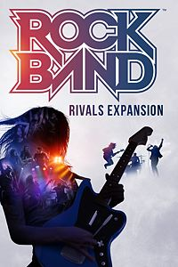 Carátula del juego Rock Band Rivals Expansion