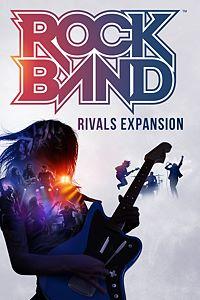 Carátula del juego Rock Band Rivals Expansion de Xbox One