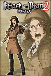 Carátula del juego Additional Hange Costume, Detective