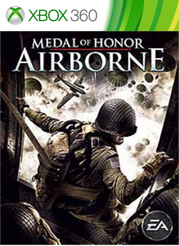 Medal of Honor Airborne box shot