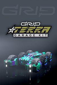 Carátula del juego Terra Garage Kit