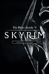 Carátula para el juego The Elder Scrolls V: Skyrim Special Edition de Xbox 360