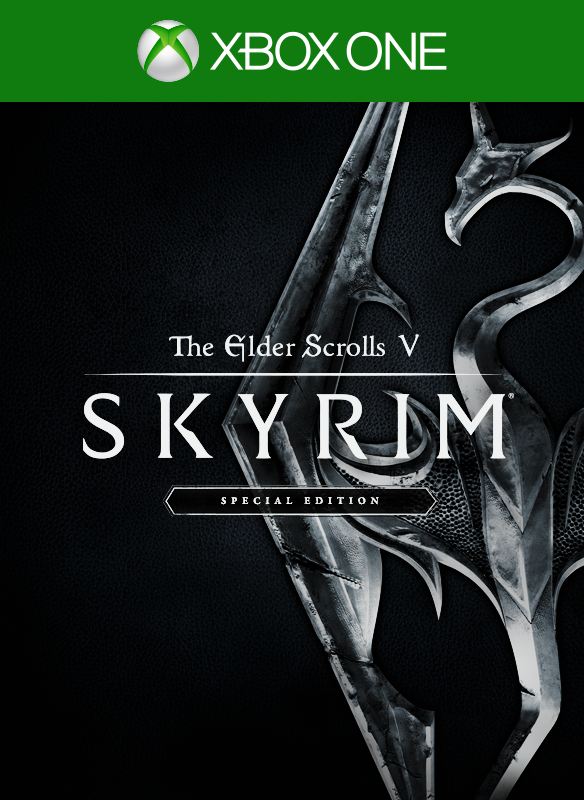 The Elder Scrolls V: Skyrim Special Edition boxshot