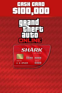 Carátula del juego Red Shark Cash Card de Xbox One