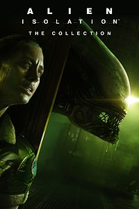 Carátula del juego Alien: Isolation - The Collection