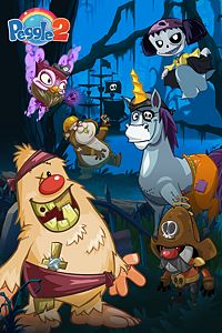 Carátula del juego Peggle 2 - Shiver Me Timbers Costume Pack de Xbox One