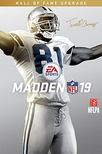Carátula del juego Madden NFL 19: Hall of Fame Content Upgrade