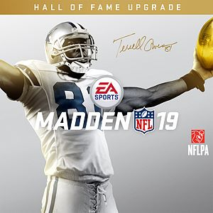 Madden NFL 19:  Hall of Fame Content Upgrade Xbox One