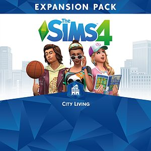 The Sims™ 4 City Living Xbox One