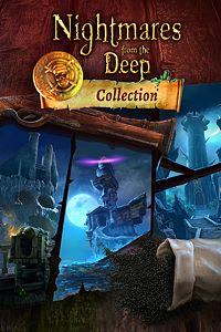 Carátula del juego Nightmares from the Deep Collection para Xbox One