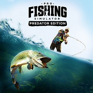 Pro Fishing Simulator - LIMITED EDITION Xbox One