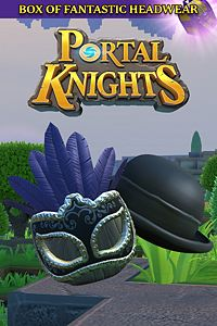 Carátula del juego Portal Knights – Box of Fantastic Headwear