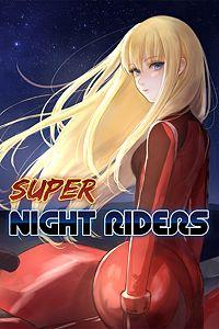Carátula del juego Super Night Riders