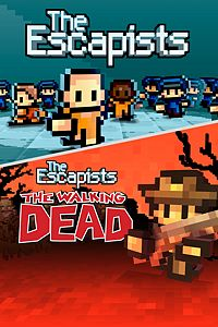 Carátula para el juego The Escapists & The Escapists: The Walking Dead de Xbox 360