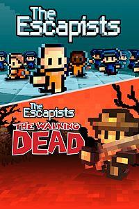 Carátula del juego The Escapists & The Escapists: The Walking Dead de Xbox One