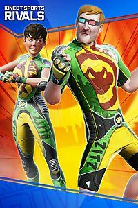 Carátula para el juego Battletoads Challenge Pack de Xbox 360