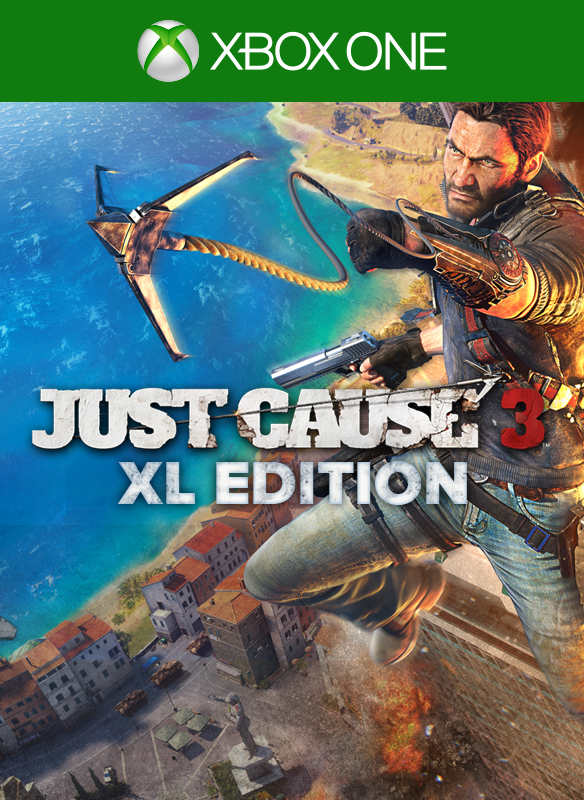 Just Cause 3 XL Edition
