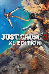 Carátula para el juego Just Cause 3 XL Edition de Xbox 360