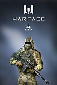 Carátula del juego Warface - Sniper Starter Pack