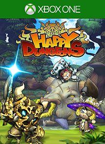 Happy Dungeons imagem da caixa