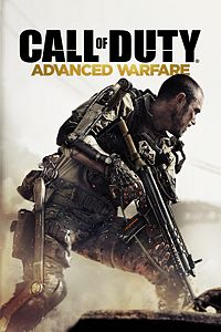 Carátula del juego Call of Duty: Advanced Warfare de Xbox One