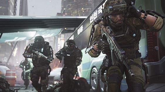 Call of Duty®: Advanced Warfare screenshot 6