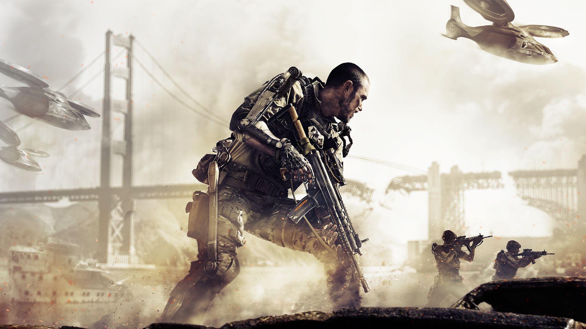 call of duty infinite warfare size pc