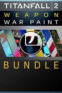 Carátula del juego Titanfall 2: Frontier Weapon Warpaint Bundle