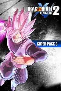 Carátula del juego DRAGON BALL XENOVERSE 2 - Super Pack 3