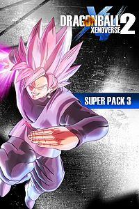 Carátula para el juego DRAGON BALL XENOVERSE 2 - Super Pack 3 de Xbox 360