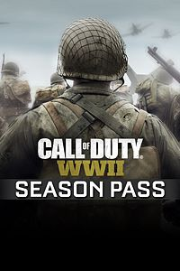 Carátula del juego Call of Duty: WWII - Season Pass