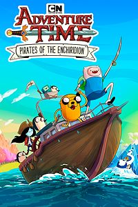Carátula para el juego Adventure Time: Pirates of the Enchiridion de Xbox 360
